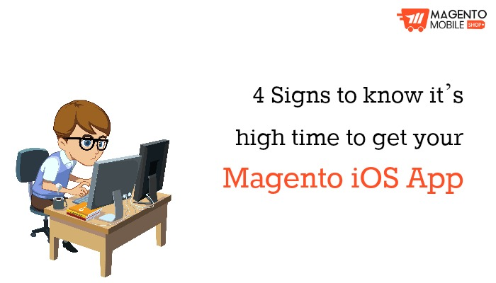 Magento iOS Application