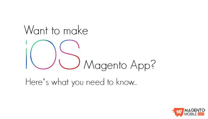 iOS Magento App