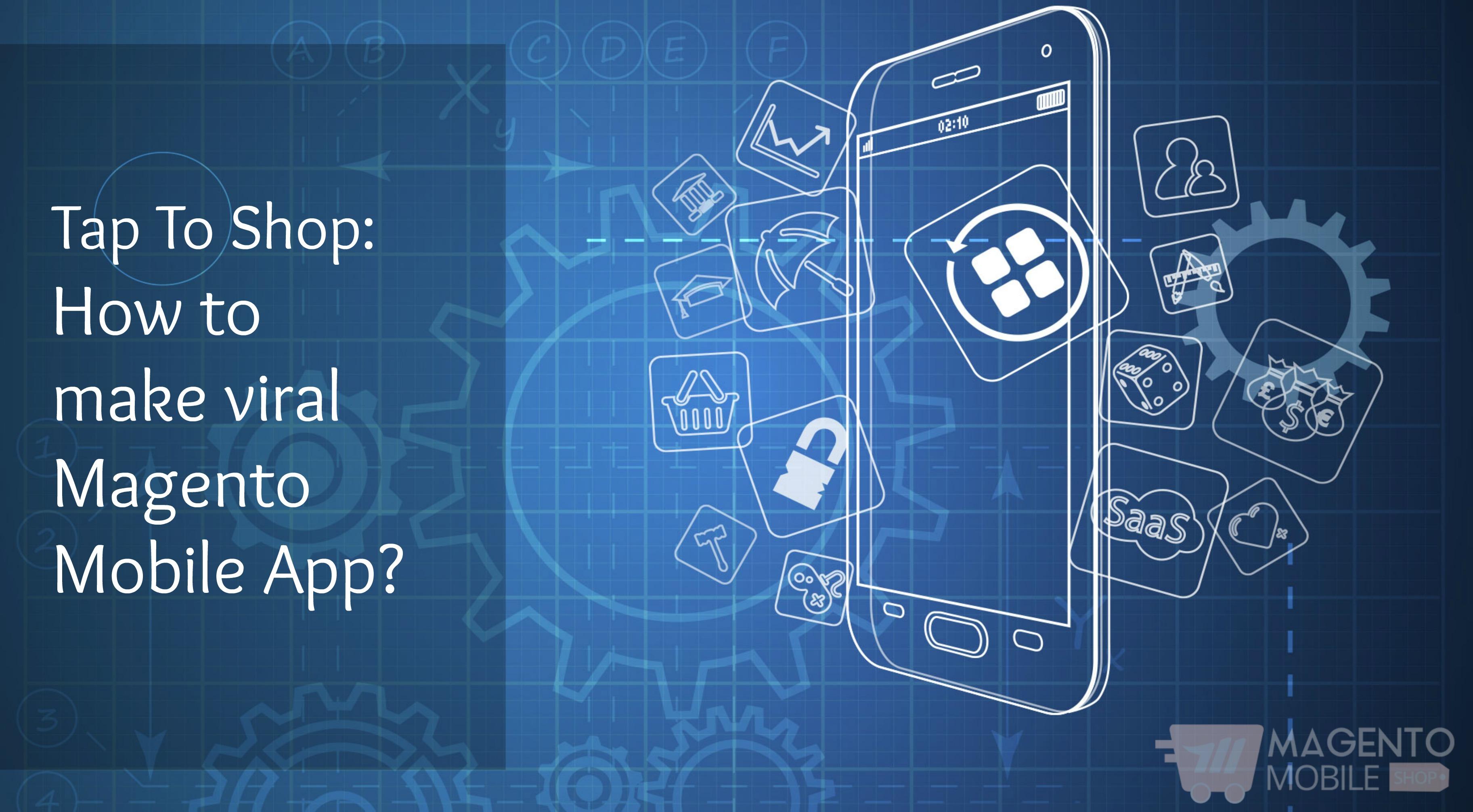 free Magento app builder