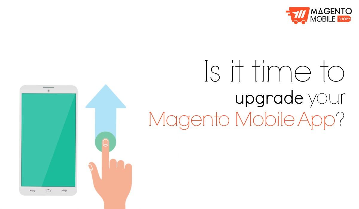 Magento app for iOS