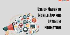 Use of Magento Mobile App for Optimum Promotion