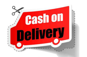 magento mobile application cash on delivery