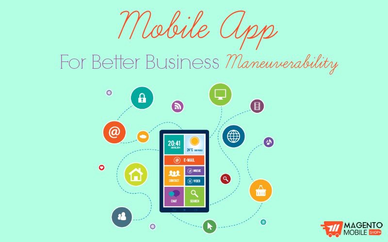 Free Ecommerce Magento Mobile App