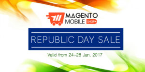 Magento Mobile Shop's REPUBLIC DAY SALE – Build Magento Mobile App