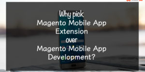 Would you rather pick Magento Mobile App Extension or App Development?