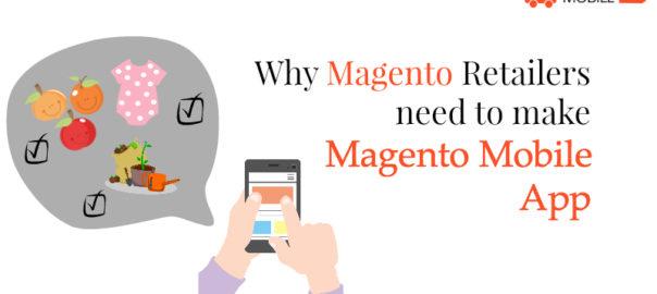 make magento mobile app