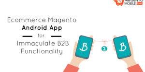 Ecommerce Magento Android App for Immaculate B2B Functionality